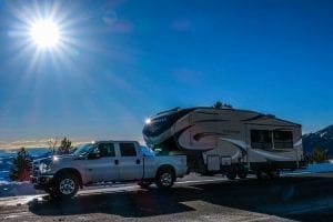 Types of RVs: Fifth-Wheel Trailer