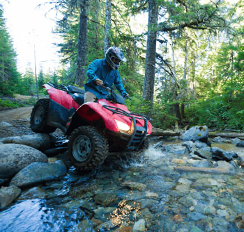 Texas ATV Insurance is crucial for protecting your vehicle and your family on all of your adventures!